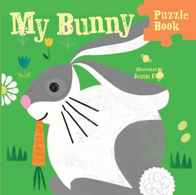 My Bunny Puzzle Book By Ford, Jessie (ILT)